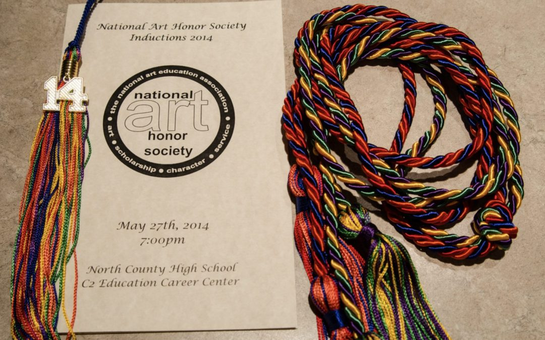 Should you consider a National Art Honor Society Chapter?