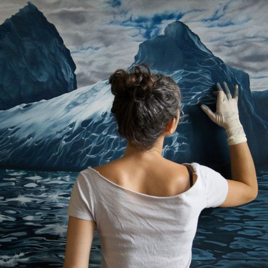 Five artists working on environmental issues