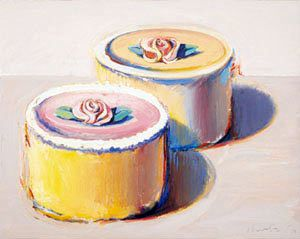 Food as a Muse, Wayne Thiebaud turns 100 years old